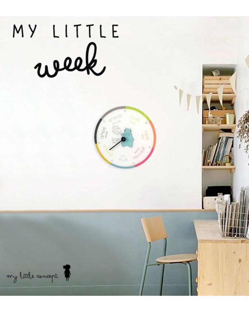 My Little Week Marcel